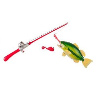 magnetic fishing game for pools picture 2