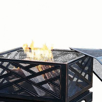 outdoor fire pit picture 2