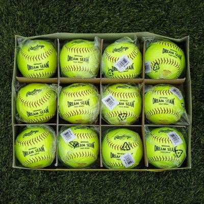 fast pitch softballs picture 1