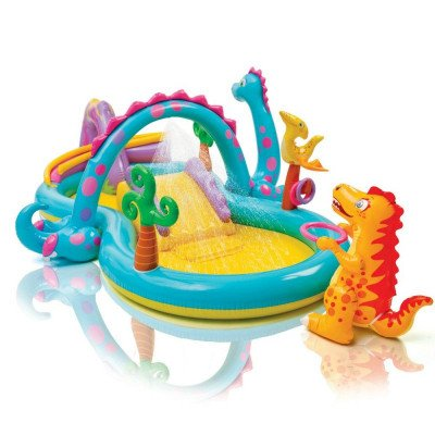 inflatable play center picture 1