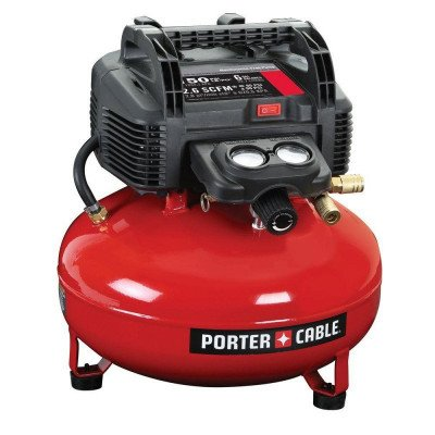 portable electric pancake air compressor picture 1