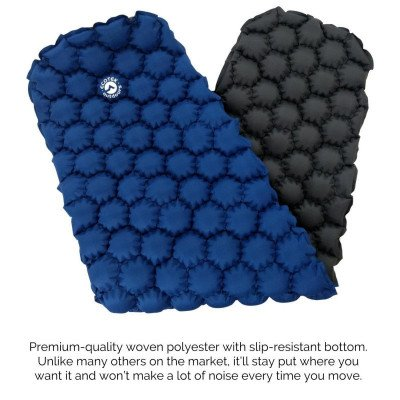 ultralight inflatable sleeping pad picture 1