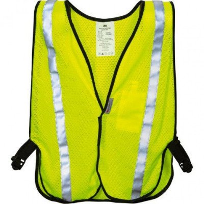 reflective safety vest picture 1