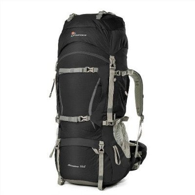 70l internal frame hiking backpack picture 2