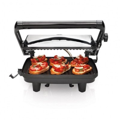 panini press gourmet sandwich maker picture 2
