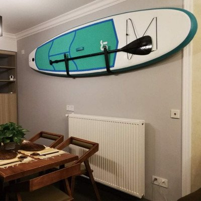 paddleboard wall storage rack holder picture 2