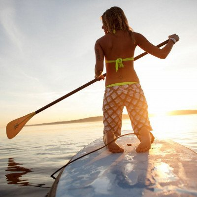 Inflatable Paddle Board picture 1