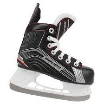 youth- bauer skates size 10-1