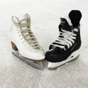 Youth- Bauer Skates Size 11