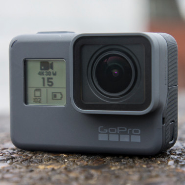 Gopro - hero 5 black with accessories