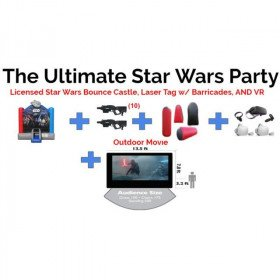 The Ulitimate Star Wars Party