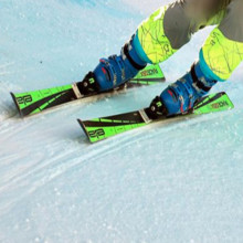 Elan- Alpine Junior Skis - 120-129cm