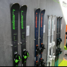 Elan- Alpine Adult Skis - 160-170cm