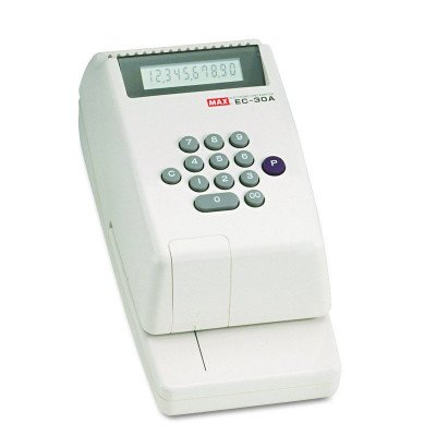 Electronic Checkwriter picture 1