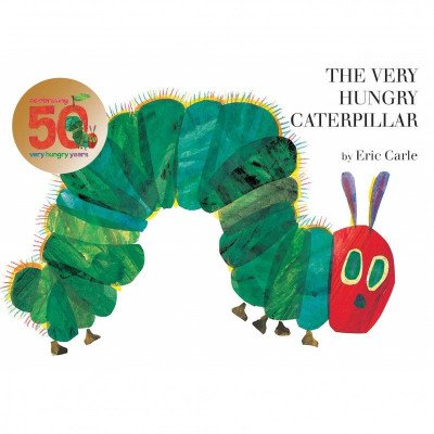 the very hungry caterpillar by eric carle picture 1