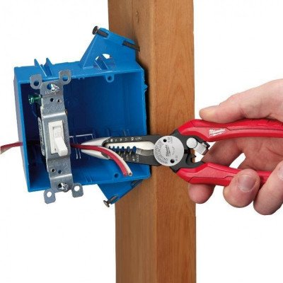 electricians wire strippers picture 2