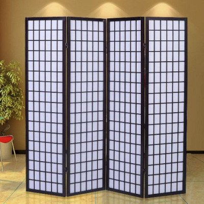 4 way folding Room Divider picture 1