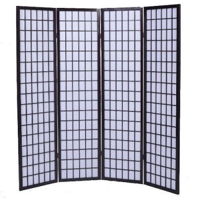 4 way folding Room Divider picture 2