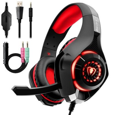 gaming headset for pc ps4 picture 1