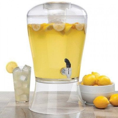 3-gallon Beverage Dispenser With Ice Core picture 1