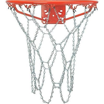 galvanized steel chain basketball net picture 2