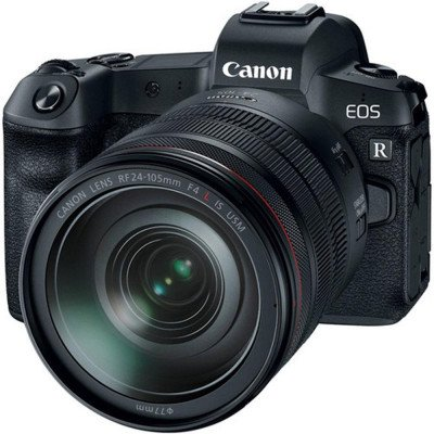 camera with 24-105mm lens picture 1