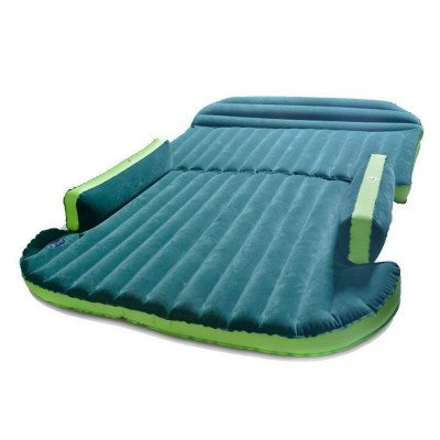 car backseat bed mattress with air pump picture 1