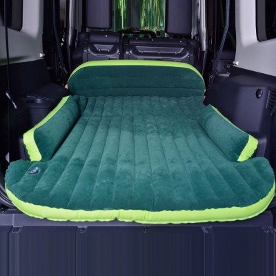 car backseat bed mattress with air pump picture 2