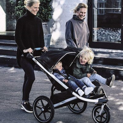 double stroller picture 1