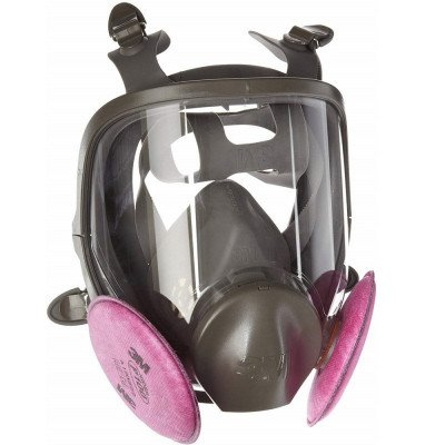 mold remediation respirator kit picture 1