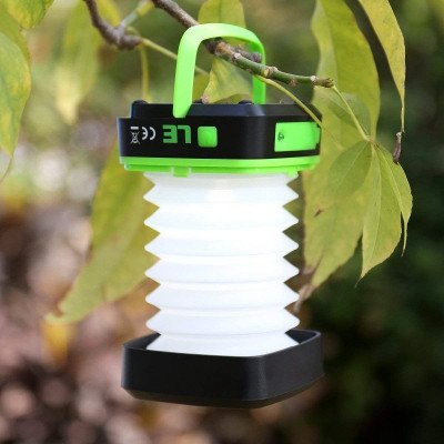 collapsible led lantern picture 1