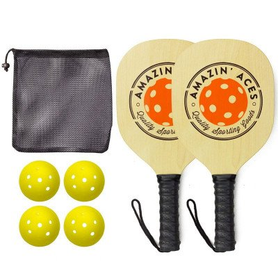 pickleball paddle set picture 1