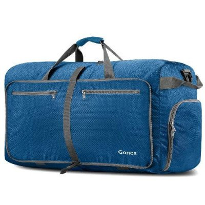 100l foldable travel duffel bag picture 1