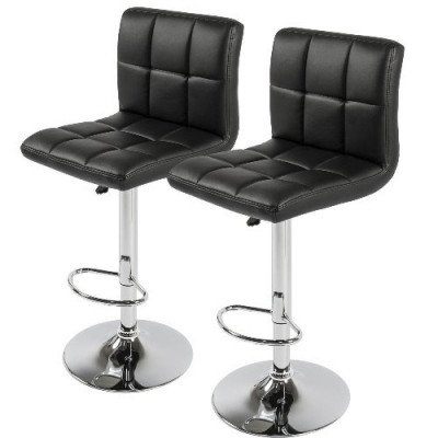 black bar stools picture 1
