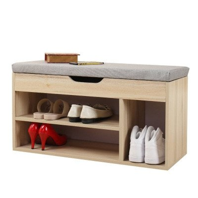 hall shoe rack bench picture 2