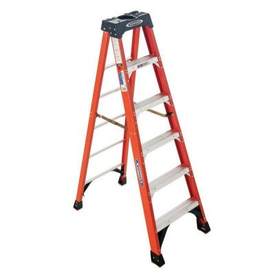 fiberglass step ladder picture 1