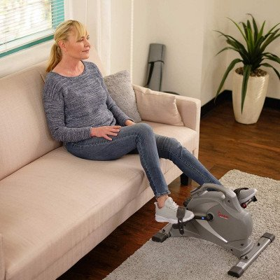 magnetic mini exercise bike picture 1