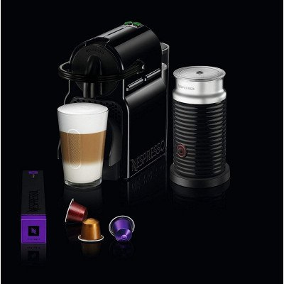 espresso inissia coffee maker picture 2