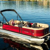 Pontoon Boat- Lake Travis - Up to 14 Persons Mon - Thu