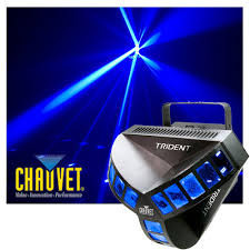 Chauvet Trident – DJ Effect Light