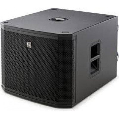 powered subwoofer, electro voice –