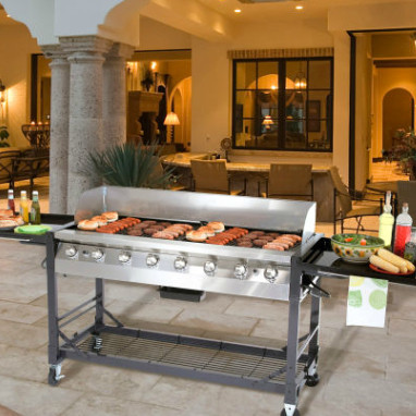 5ft - Commercial BBQ