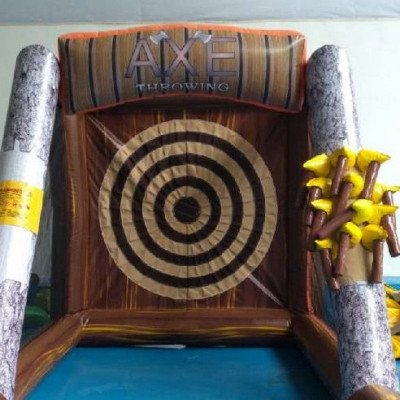 inflatable axe throwing game-1