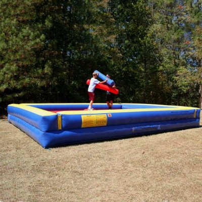 jousting inflatable