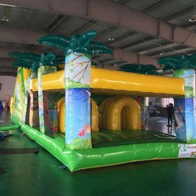 jungle obstacle course-2
