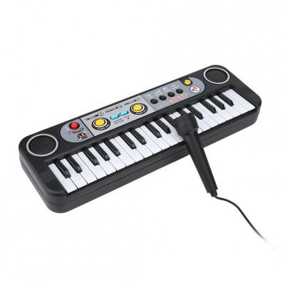 digital piano music instrument toy picture 1