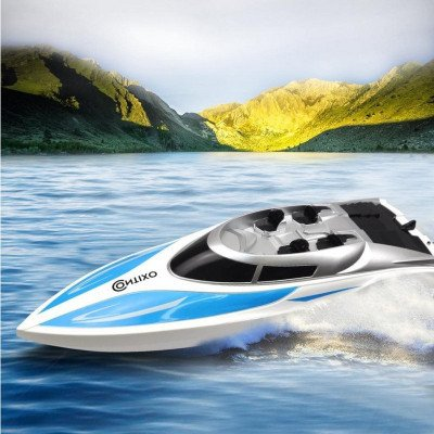 racing boat speedboat ship toy picture 2