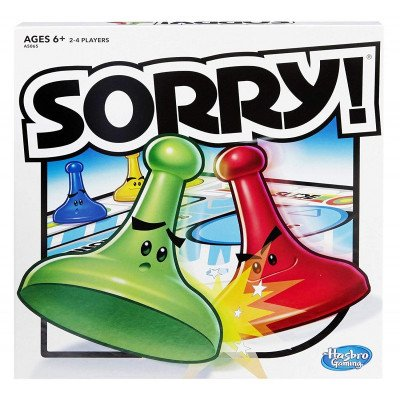 sorry! board game picture 1