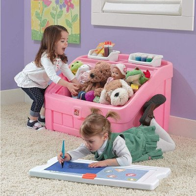 Step 2 Toy Box and Art Lid picture 5