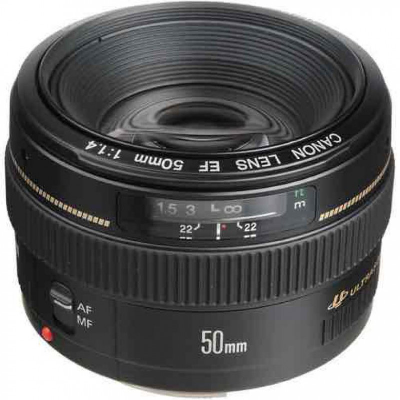 Canon EF50mm Lens
